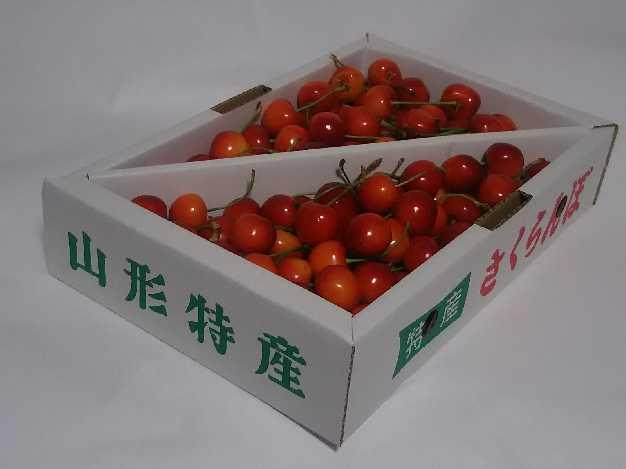 さくらんぼ紅秀峰1kg